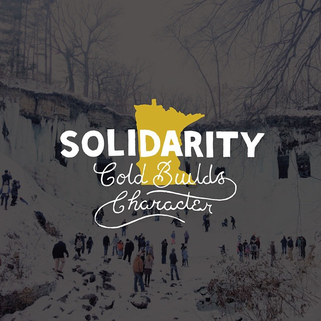 Solidarity - Cold Builds Character