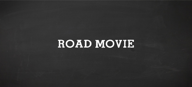 Road Movie Font Download