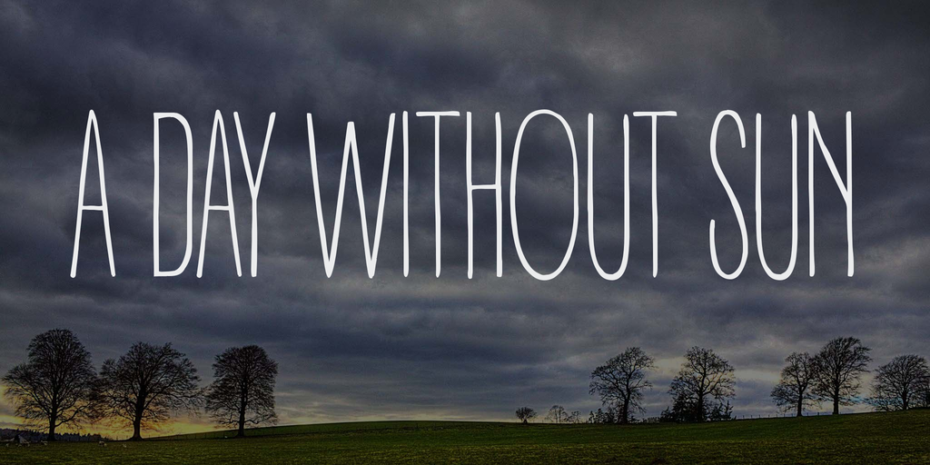 A Day Without Sun - free download
