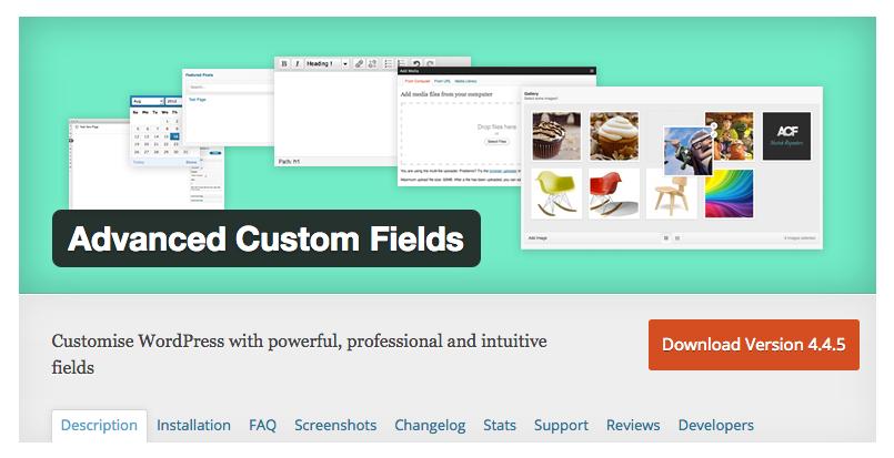 How to Use Advanced Custom Fields in WordPress