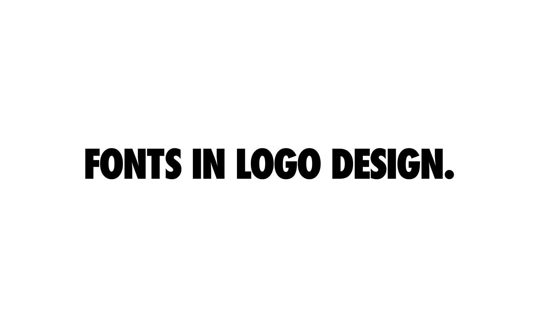 Tải miễn phí: 15 Font chữ cho thiết kế logo