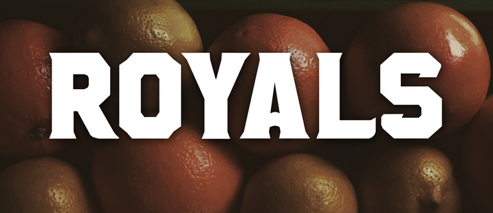 Royals - - modern fonts 2015 - the best top font of the year