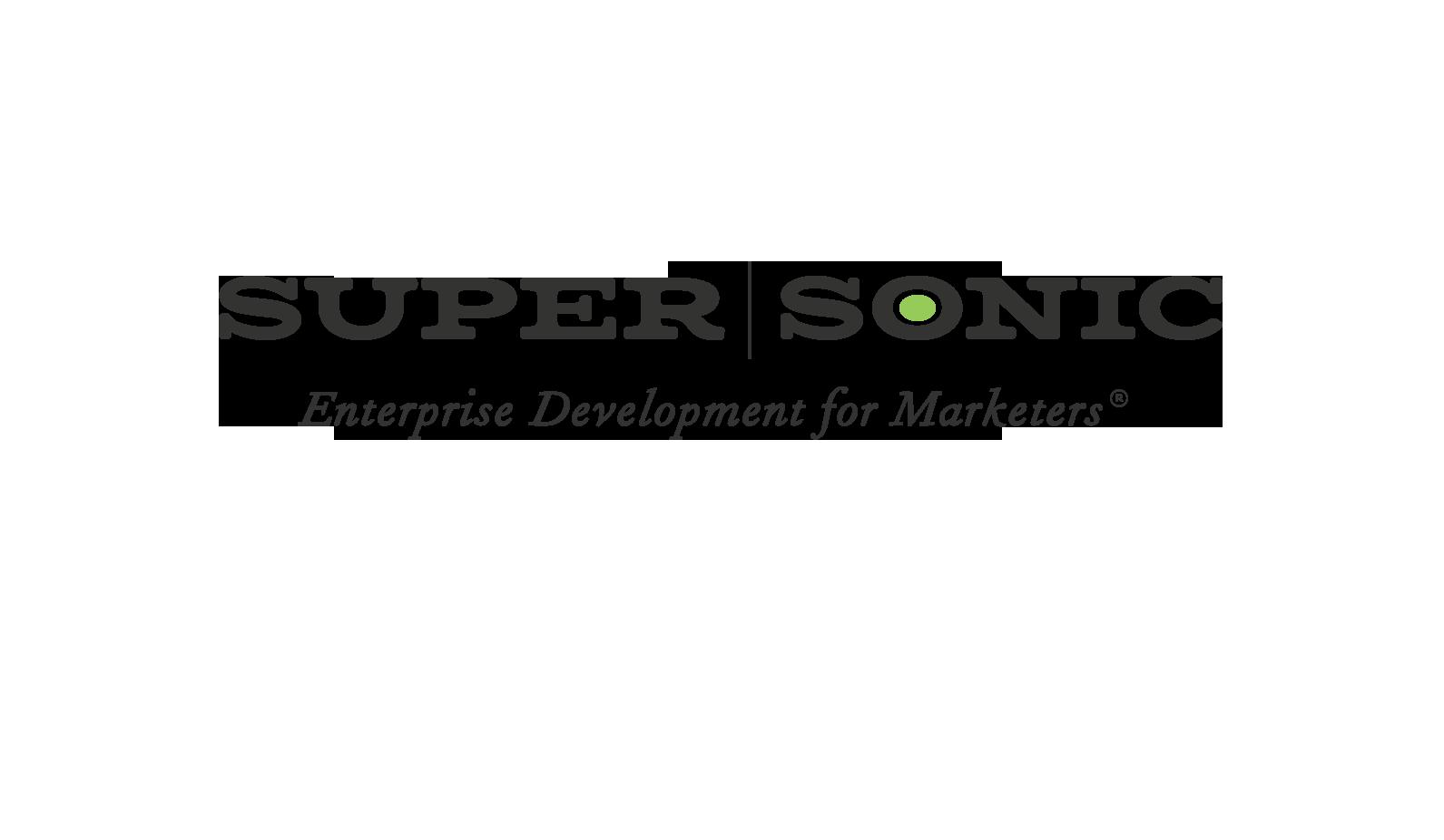 Supersonic Branding and Logo Design Minneapolis, Minnesota