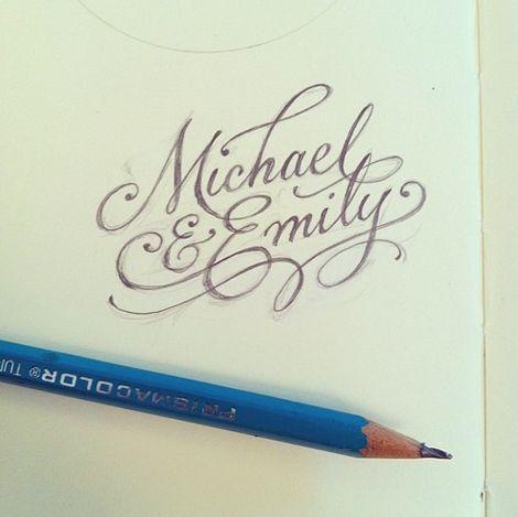 50 Inspiring Examples Of Hand Lettering Tim B Design