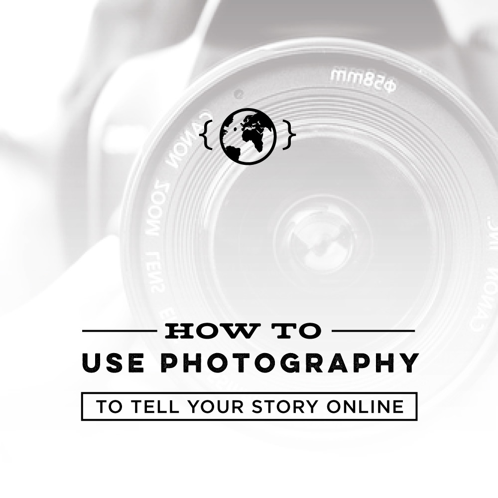 It's a Code World – Ep. 8 – How to Use Photography to Tell Your Story Online