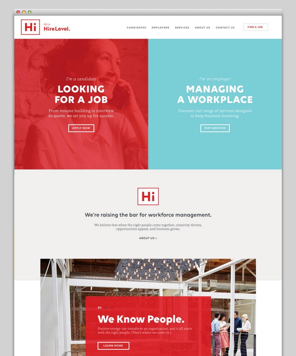 Blue, Red, Grey Color Scheme, User Interface Design Color Scheme Inspiration