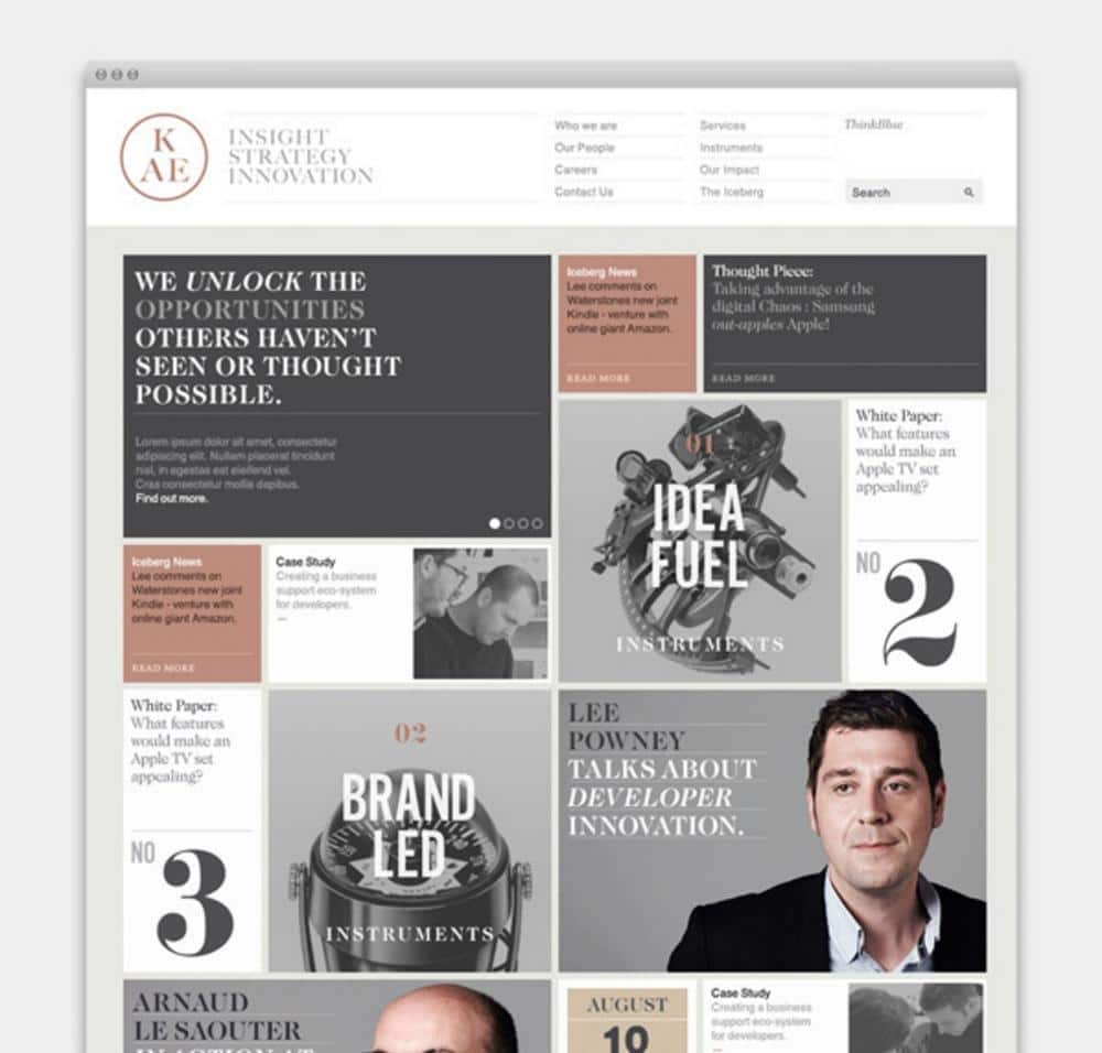 Precious Metals Web Design Color Palettes