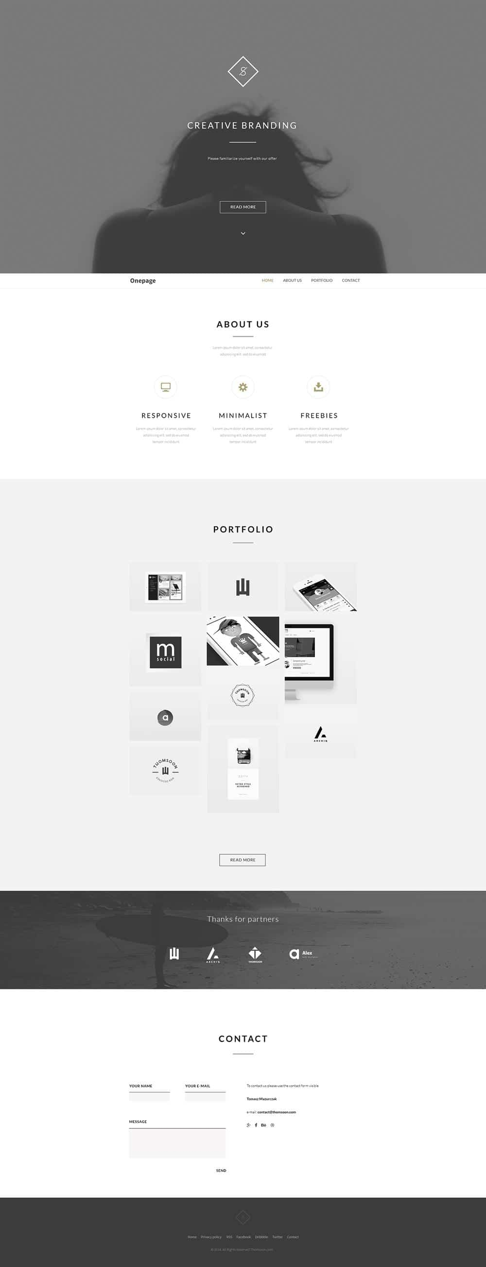 White Space in Web Design - Does it have to be white?