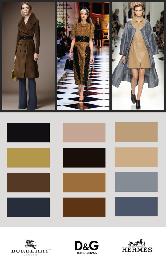 Rusted Metal Colors for 2017