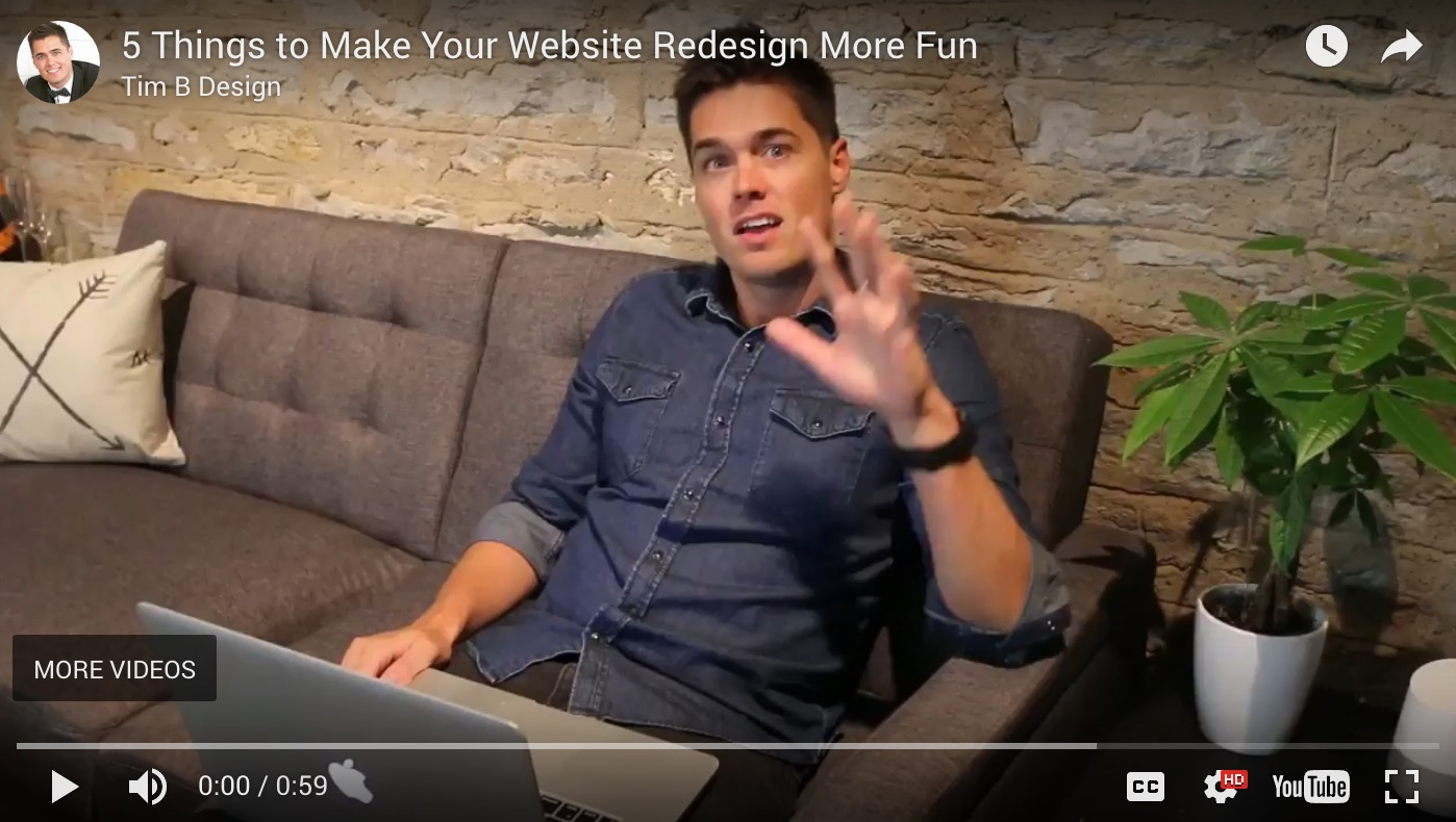 5 Ways to Make Your Website Redesign More Fun
