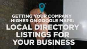 Local Directory Listings for Your Business