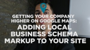 Adding Local Business Schema Markup to Your Site